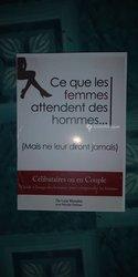 Livre Ce Que Les Femmes Attendent Des Hommes