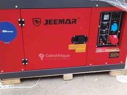 Groupes électrogènes Jeemar 10kva