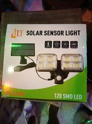Lampe led solaire 120 smd