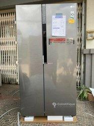 Réfrigérateur américain LG 679l