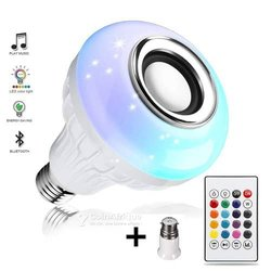 Lampe veilleuse musicale bluetooth