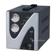 Stabilisateur voltplus 5000 watts