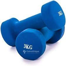 Haltères 3kg