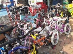 Vélo VTT Extrême