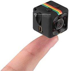 Mini caméra discrète enregistreuse vidéo et audio