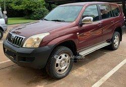 Toyota Land Cruiser 2004
