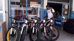 "Fat bike 20"" / 26"""