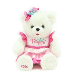 Peluche Ours Princess