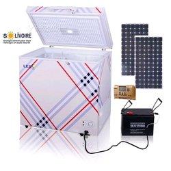Congélateur à énergie solaire