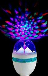 Ampoule jeux de lumière