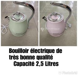Bouilloir électrique et chauffe eau électrique