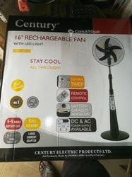 Ventilateur rechargeable Century