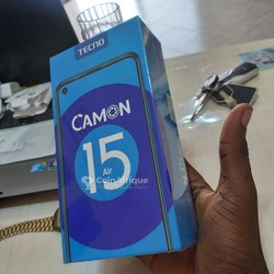 Tecno Camon 15 Air 64go