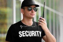 Recrutement - agents de sécurité