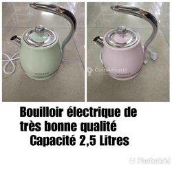 Bouilloire électrique