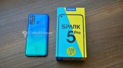 Tecno Spark 5 Pro 128go