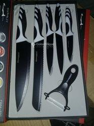 Couteaux - 6 pièces
