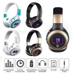 Casque bluetooth MP3