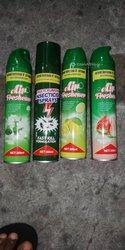 Pesticides et déodorant