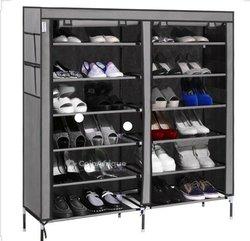 Penderie démontable pour chaussures