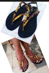 Sandales artisanales