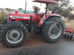 Tracteur Tafe