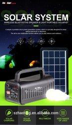Kit solaire et radio
