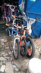 Vélos VTT et extrême
