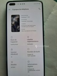 One Plus Nord - 256Gb