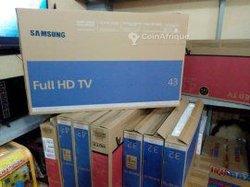 Écrans Samsung - LG - 43 pouces