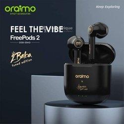 Airpod Oraimo Freepods-2
