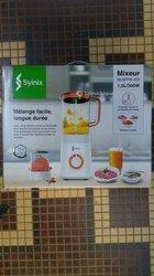 Mixeur