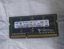 Barrette ram 4Gb DDR3