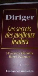 Livre - les secrets des meilleurs leaders