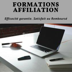 Formation en affiliation - business en ligne