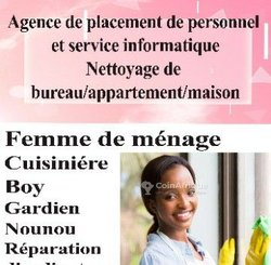 Placement de personnel