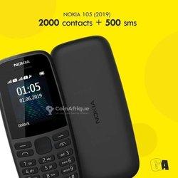 Nokia 105 double sim