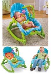 Transat bébé avec vibration et balançoire