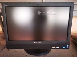 PC Lenovo All In One 23 pouces- core i5