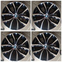Jantes BMW 17 pouces