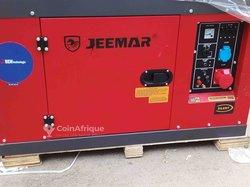 Groupe électrogène Jeemar silencieux 10 kva