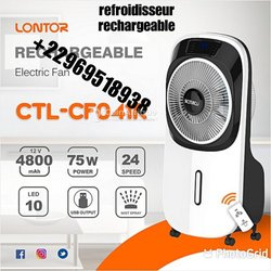 Refroidisseur rechargeable Air Cooler