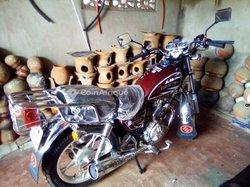 Moto Sanya sy 125 - 8