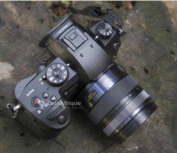 Appareil photo numérique professionnel Parasonic gh5