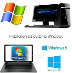 Installation Système Windows