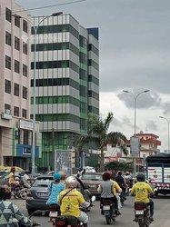 Vente immeuble R+7 - Cotonou Atinkanmey