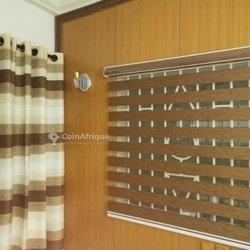 Décoration des rideaux stores