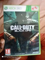 Black Oops Xbox 360