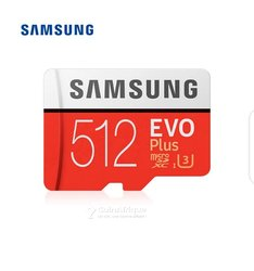 Carte mémoire Samsung Evo