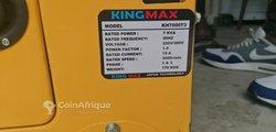Groupe électrogène King Max